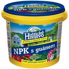 FORESTINA Hoštické NPK 8kg s guánem 24700023
