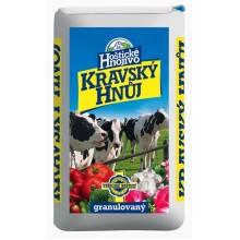Hoštické hnojivo kravský hnůj 25kg 1207032