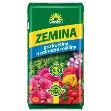 FORESTINA Garden Zemina pro květiny a zahradní rostliny 45l