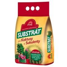 FORESTINA Profík Substrát pro kaktusy a sukulenty 5l