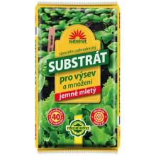 FORESTINA Substrát pro výsev a množení 40l