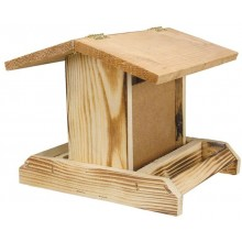 KRMÍTKO Krmítko dřevěné č. 8, 22x19x19 cm, Arosa I.