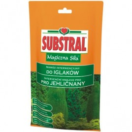 SUBSTRAL Vodorozpustné hnojivo pro jehličnany 350g, 1304101