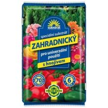 FORESTINA Zahradnický substrát 70 l univerzální s hnojivem