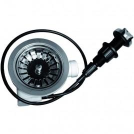 """Franke sítkový otočný ventil 31/2""""( excentr ) - NEW s odbočkou na přepad - F1314.30"""