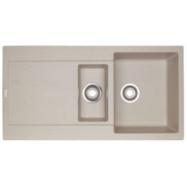 Franke Maris MRG 651, 970x500 mm, granitový dřez, sahara 114.0120.251