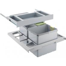 Franke Trolley Vario 60 (1x18l, 2x8l), odpadkový koš 134.0066.057