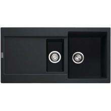 Franke Maris MRG 651, 970x500 mm, fragranitový dřez, onyx 114.0250.550