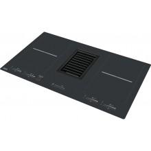 Franke Mythos FMY 839 HI 2.0 Odsavač par s indukční deskou, černé sklo 340.0597.249