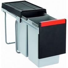 Franke Cube 30 (2x15l), odpadkový koš 134.0039.553