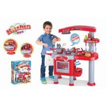 G21 Dětská kuchyňka velká s příslušenstvím