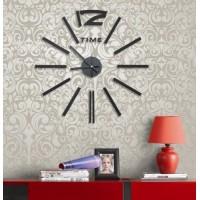 Samolepící hodiny G21 Elegant Style 782131