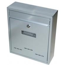 Schránka poštovní RADIM malá 310x260x90mm šedá 6392163
