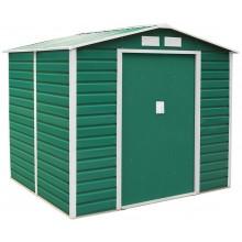 G21 Zahradní domek GAH 407 - 213 x 191 cm, zelený 63900527