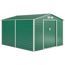 G21 Zahradní domek GAH 884 - 277 x 319 cm, zelený 63900569