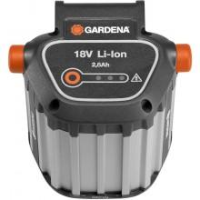 GARDENA Vyměnitelný akumulátor Li-Ion 18 V / 2.6 Ah 9839-20