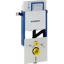 Geberit Kombifix pro závěsné WC, 108 cm, s nádržkou pod omítku Sigma 12 cm, pro odsávání zápachu s odvodem vzduchu 110.367.00.5