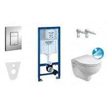 GROHE Rapid SL - Rapid SL pro závěsné WC, kompletní sada 38528SET-KD