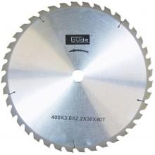 GÜDE Pilový kotouč z tvrdokovu pro cirkulárku GWS 400 ECO 01839
