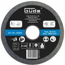 GÜDE Brusný kotouč pro mokré broušení 200 x 40 x 20 mm/K220 55520
