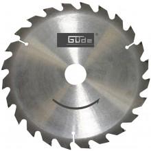 GÜDE Pilový kotouč SK 200 x 16 mm, 24 zubů 55147