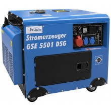 GÜDE GSE 5501 DSG Generátor proudu 40588