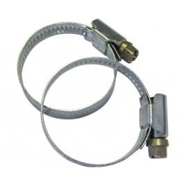 Hadicová spona W2 60-80 mm nerez, 2 kusy
