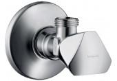 Hansgrohe Rohový ventil E DN15, chrom 13902000