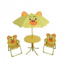 HAPPY GREEN Kempingový set dětský BEAR 50140503