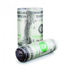 HAPPY GREEN Sada podpalovačů, 3 ks, dekor dolar 5020112