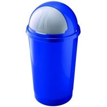 HEIDRUN SWING odpadkový koš 50 l modrý 1359