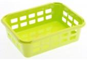 HEIDRUN Košíček malý 6 x 25 x 19 cm zelený 1095