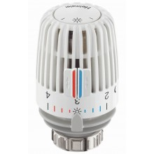 Heimeier termostatická hlavice K bílá, 6000-09.500
