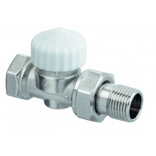 "HEIMEIER Termostatický ventil 1/2"" CALYPSO-exact, DN15, zkrácený, přímý 3452-02.000"