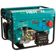 HERON LPGG 43-3F elektrocentrála benzínová a plynová 13HP / 5,3KW 8896319