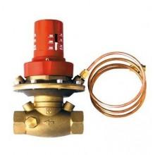 """HERZ Regulátor tlakové diference 4007, 5-30kPa, vnitřní závit 2"""" (700-9000) 1400706"""