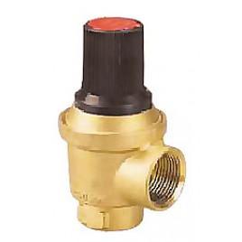 HERZ Pojistný ventil pro výkon kotle, DN 25, PN 6 1266703