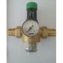 "HERZ Regulátor tlaku vody, 1 - 6 bar 1"", PN 16 1268213"