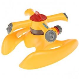 HOZELOCK Rostřikovač Sprinkler Plus 254 m2 + konektor hadicové koncovky 2520901
