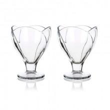 ICEVILLE Sada skleněných zmrzlinek 2 ks 3351638