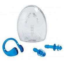 INTEX Ucpávky do uší a nosní klip + pouzdro, věk 8+ 55609