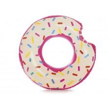 INTEX Nafukovací kruh Donut 1,07 m x 99 cm 56265NP