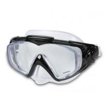 INTEX AQUA SPORT Silikonová maska pro potápění, černá 55981