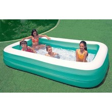 INTEX Bazén Swim Center Family 305 x 183 x 56 cm ( zelený ) 58484NP