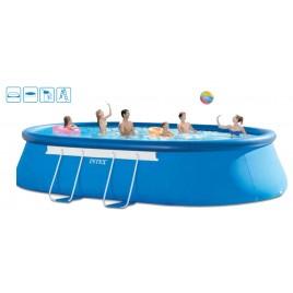 INTEX Bazén Oval Frame Pool 549 x 305 x 107 cm, 28192NP