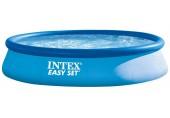 VÝPRODEJ INTEX Bazén Easy Set Pool 396 x 84 cm, 28142GN POŠKOZENÝ OBAL!!