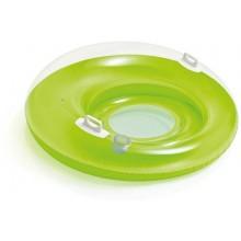 INTEX 58883 Sedátko kruh - zelená