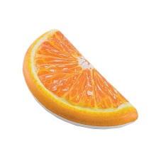INTEX Nafukovací lehátko pomeranč, 58763EU