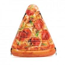 INTEX Nafukovací lehátko pizza, 58752EU