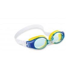 INTEX JUNIOR Plavecké brýle, modré 55601
